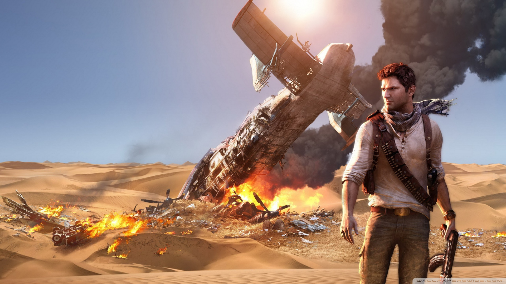 Il film di #Uncharted ha finalmente una sceneggiatura! #Uncharted4
