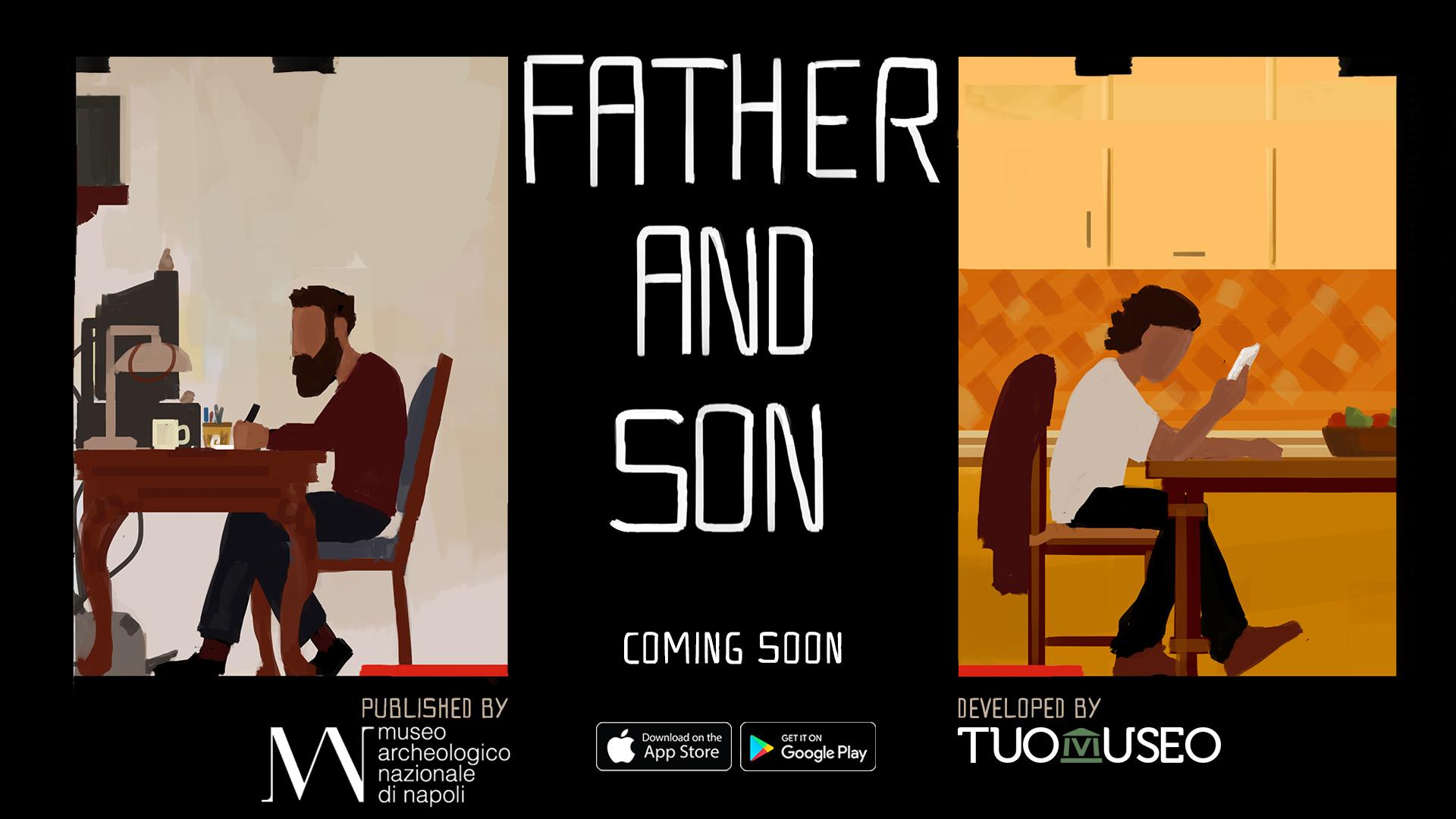 Father and Son, l'app per smartphone che porta il transmedia a Napoli