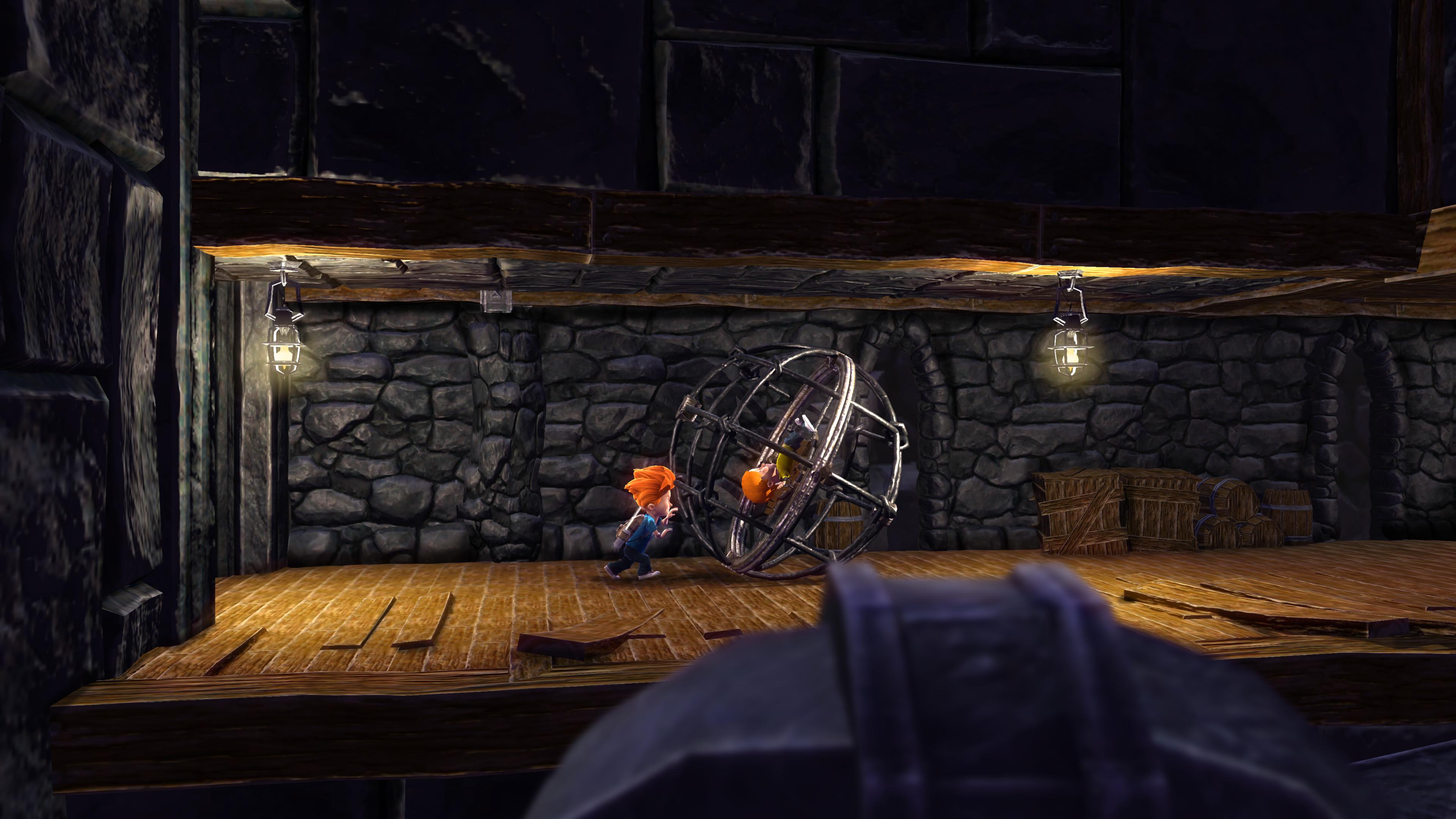 Max: The Curse of Brotherhood in arrivo su Playstation 4 questo autunno