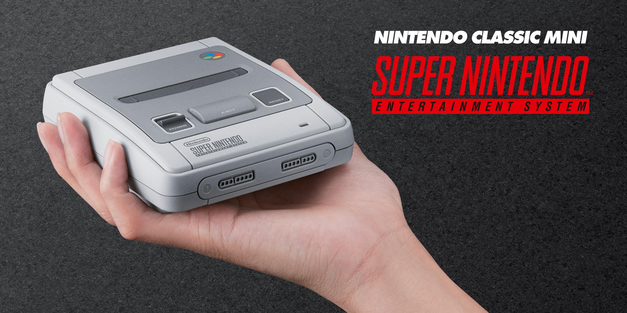 Super Nintendo Mini, tra nostalgia e riflessioni su quello che è diventato il gaming