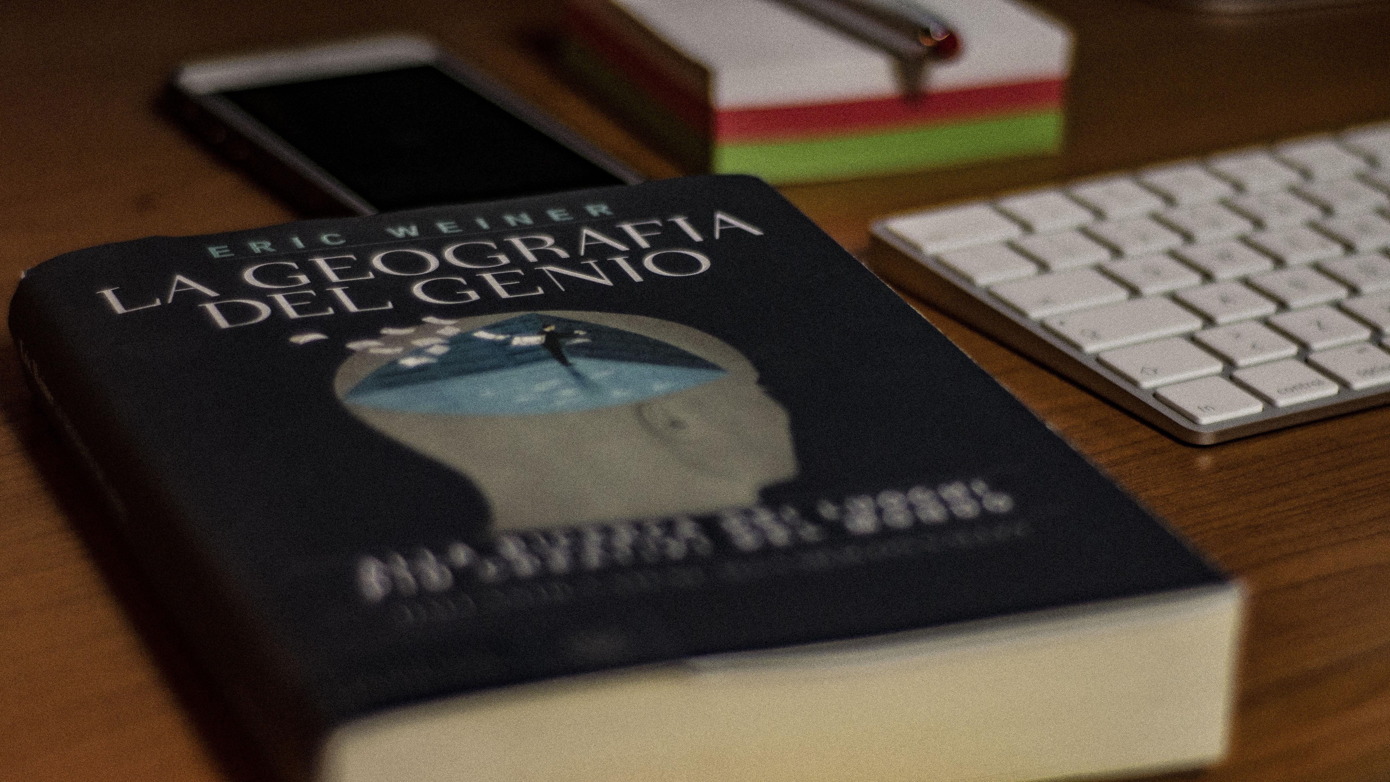 Libri sul comodino: La Geografia del Genio – il libro che dovete leggere per capire dove risiede la creatività