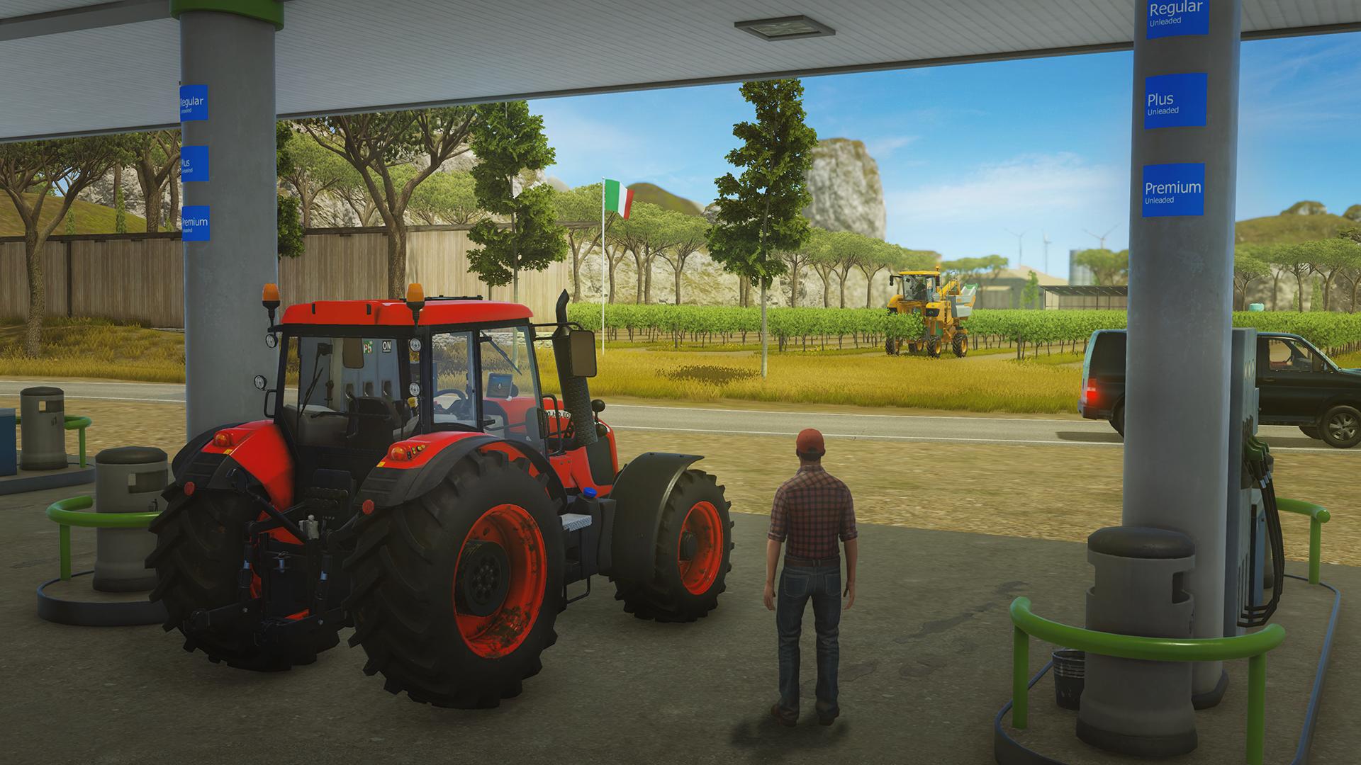 Braccia rubate all'agricoltura? Pure Farming 2018 è il simulatore di fattorie definitivo per PS4