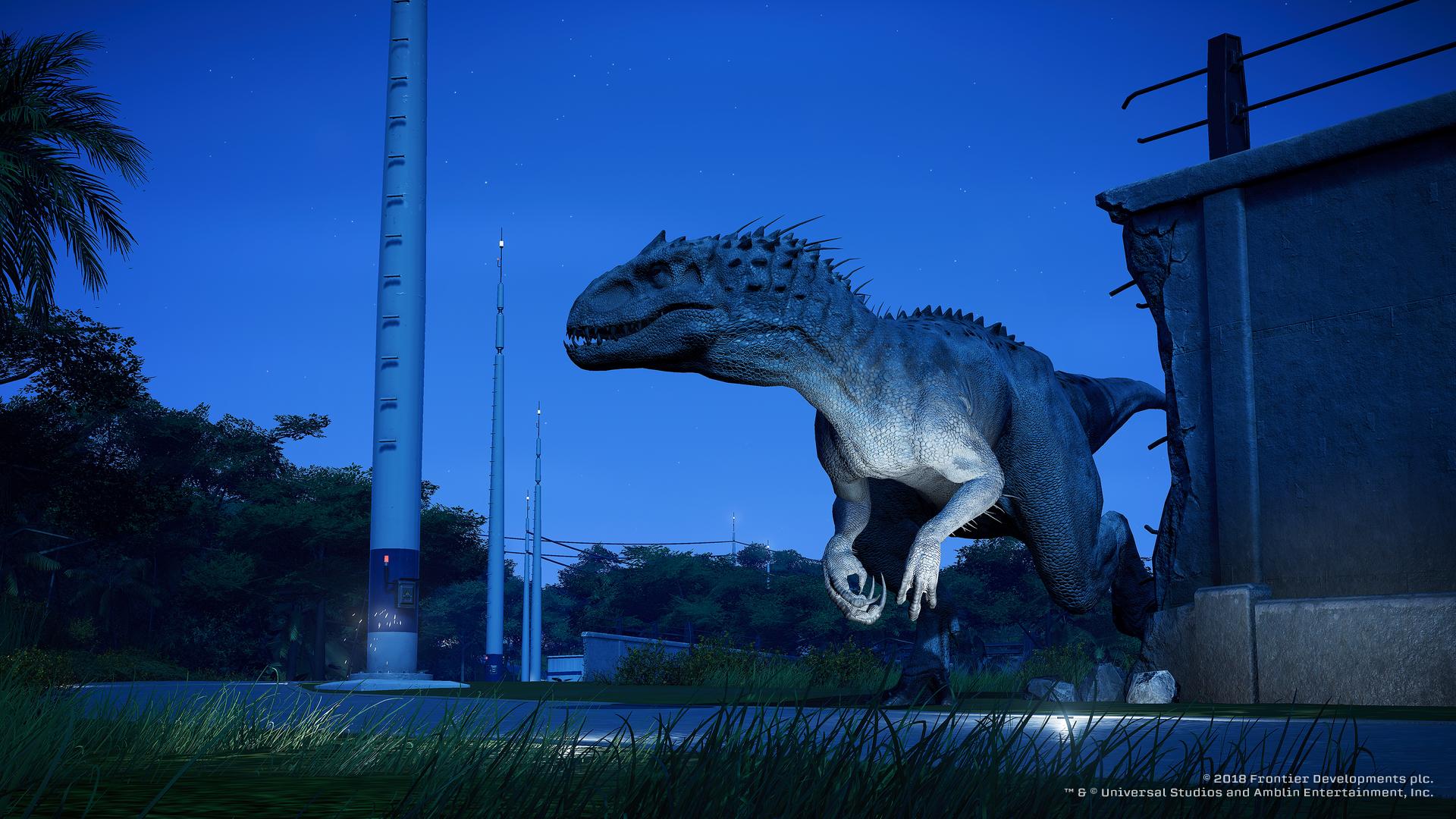 Attenzione: Jurassic World Evolution per Ps4 può causare dipendenza.