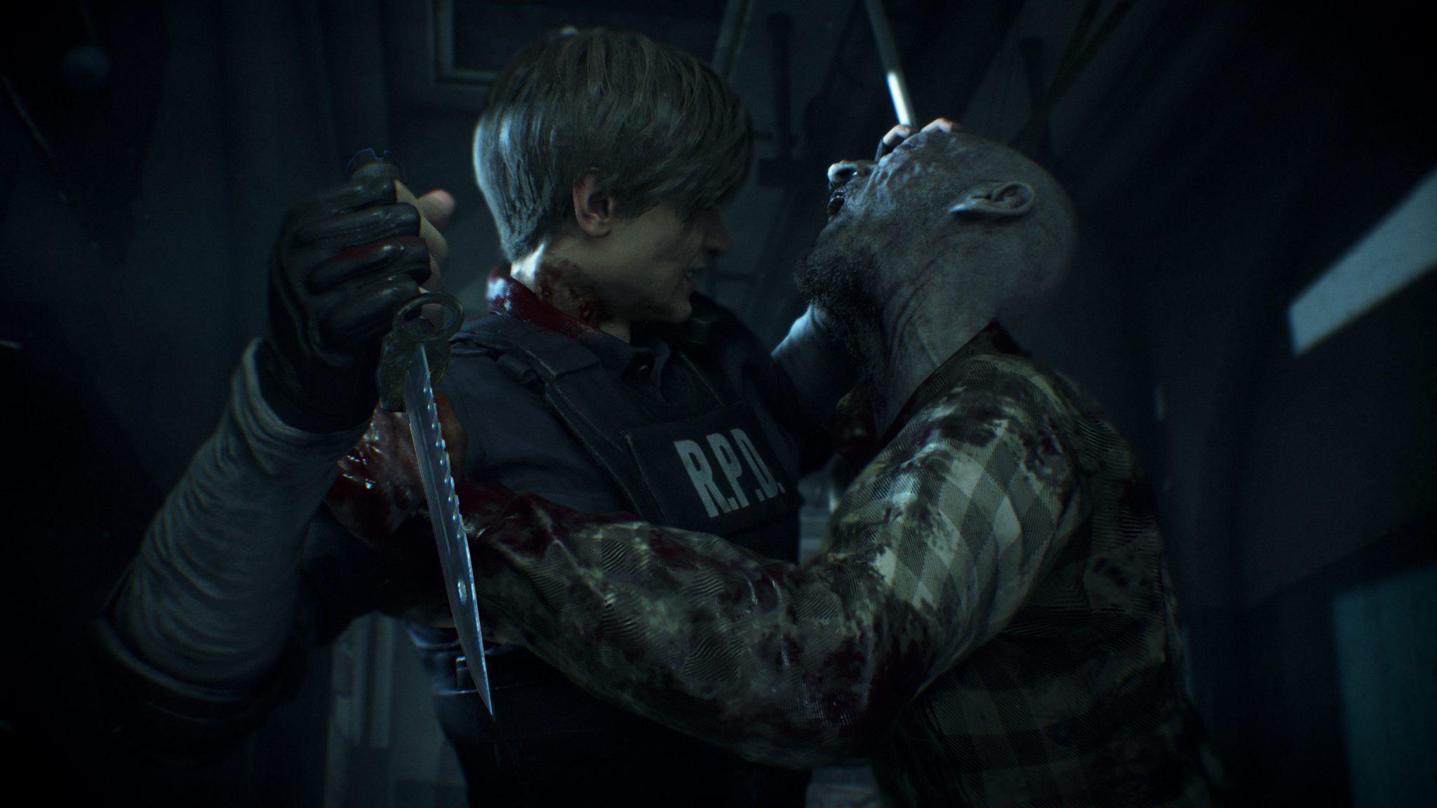 Torna Resident Evil 2 e gli zombie si rifanno il trucco!