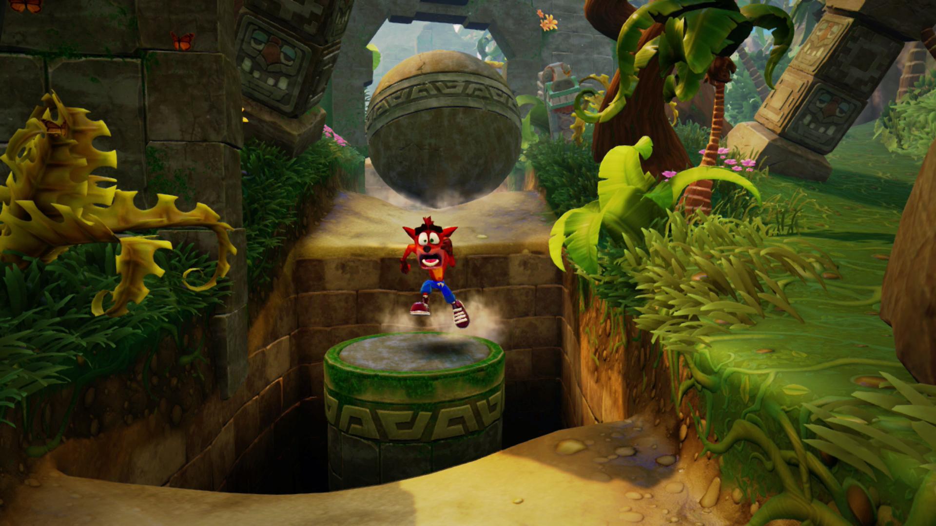 Crash Bandicoot per Nintendo Switch è un tuffo nel passato da giocare in mobilità