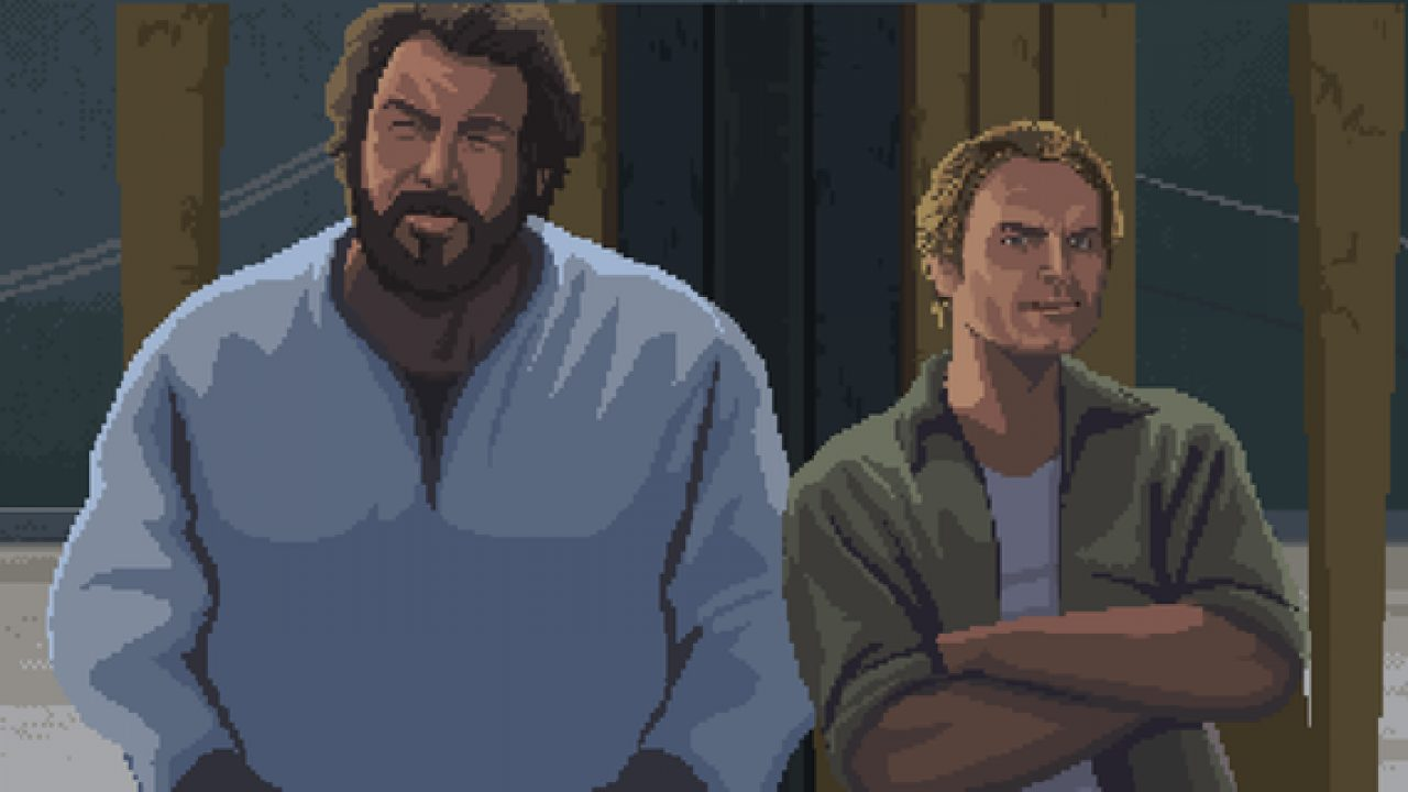 Bud Spencer & Terence Hill – Slaps and Beans è il videogioco nostalgico definitivo