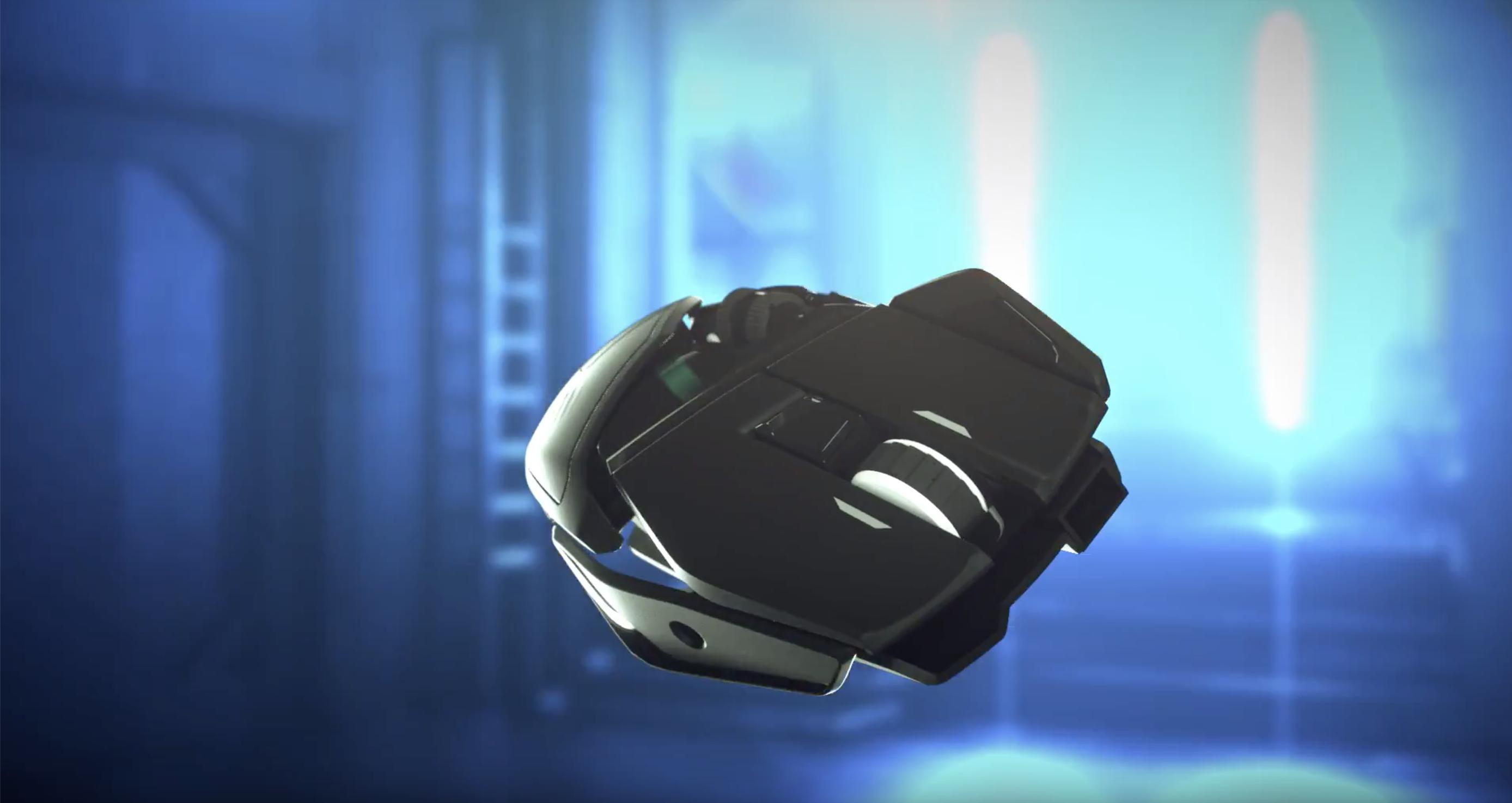 Ecco i nuovi mouse R.A.T. con un design incredibile adatti ai gamer che vogliono qualità e precisione