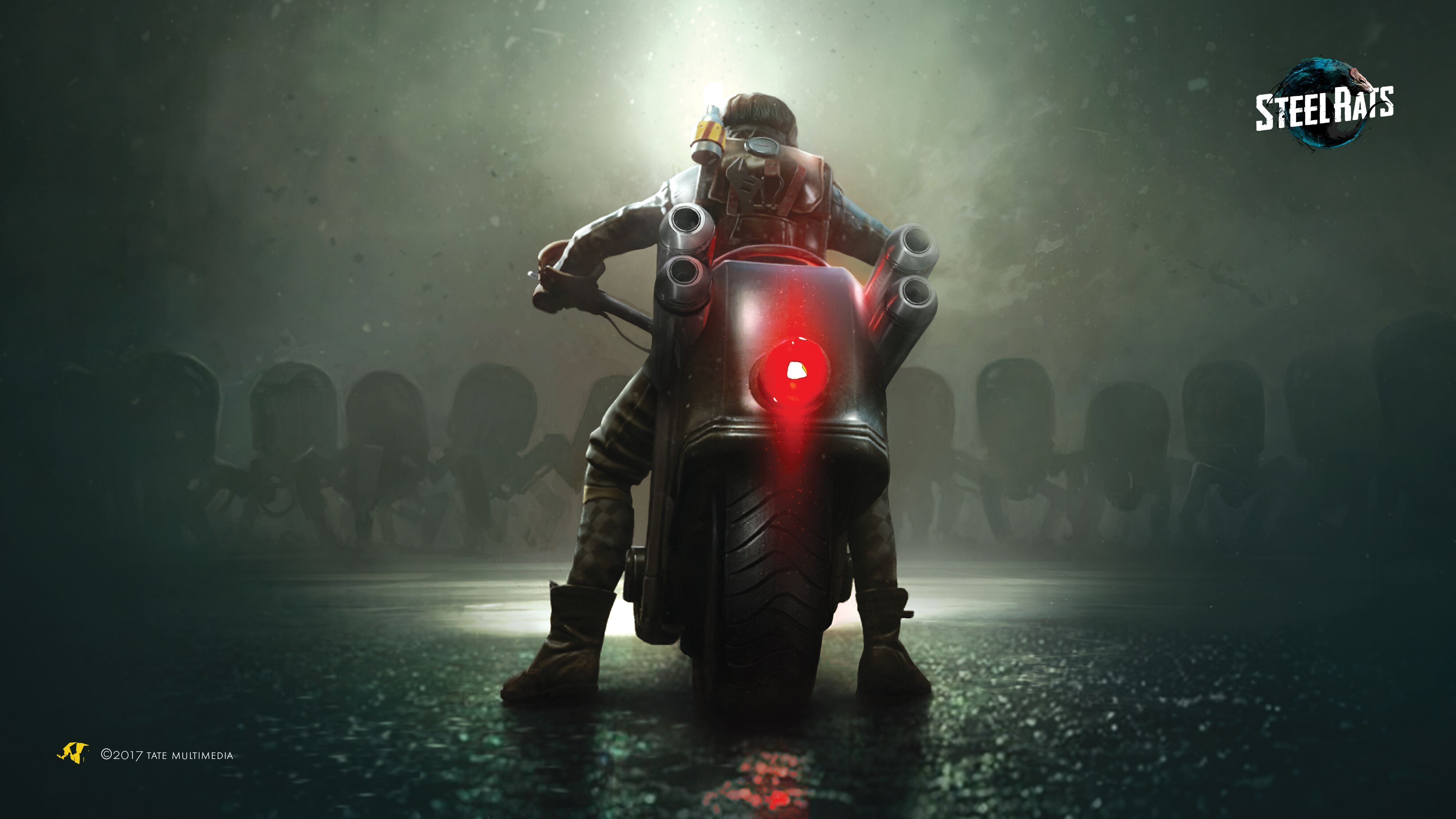 Steel Rats, un gioco su due ruote da giocare su Ps4
