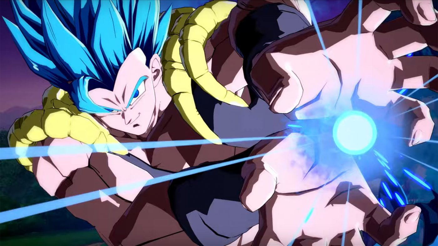 Gogeta (SSGSS) sarà giocabile in Dragon Ball FighterZ