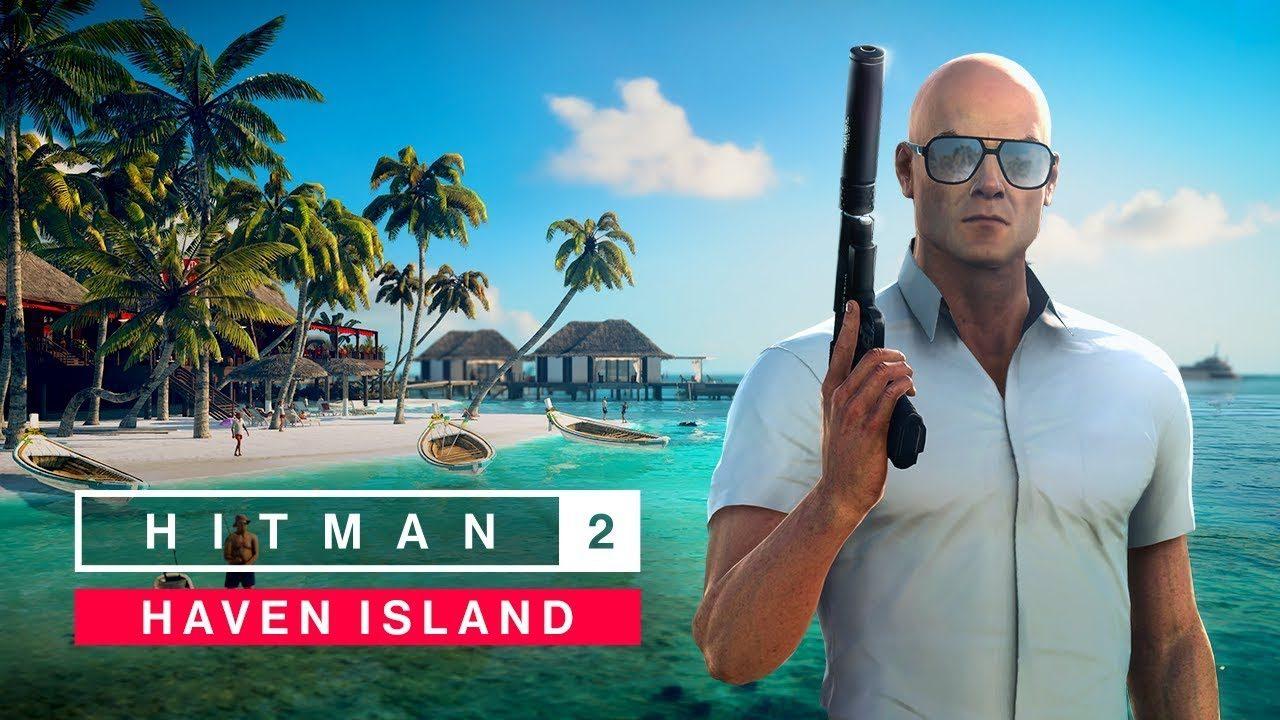 Haven Island (Maldive), la nuova ambientazione di HITMAN 2, è già disponibile per chi possiede un Pass Espansioni.