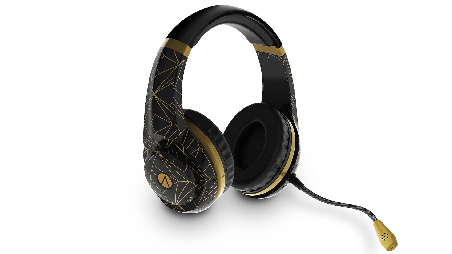 Abbiamo provato le cuffie STEALTH Classic Gold con un'ottimo rapporto qualità prezzo per gaming e musica