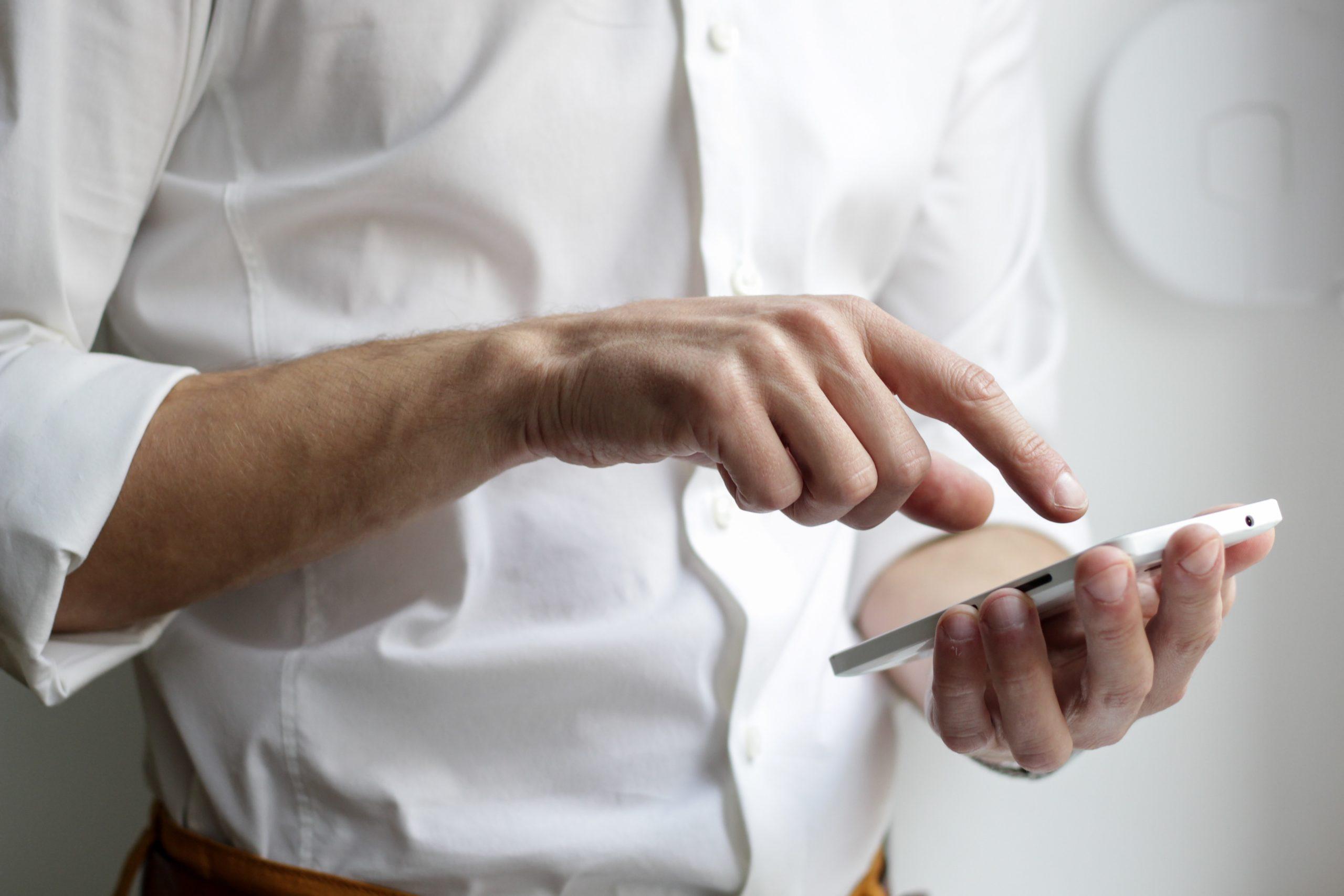 Lo smartphone è un mezzo, non il fine.