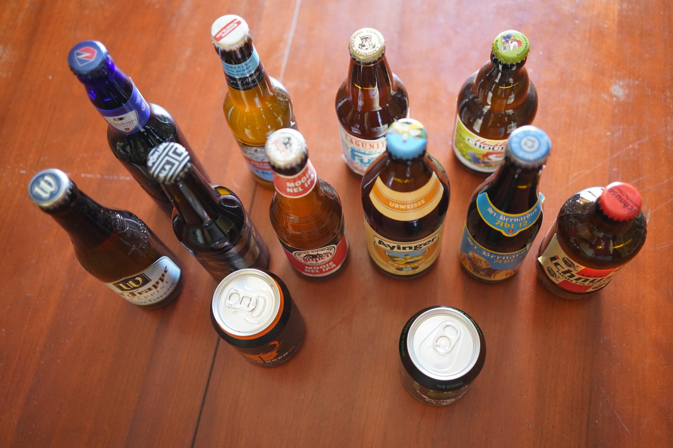 Birra e  pop corn? il miglior servizio di birra a domicilio