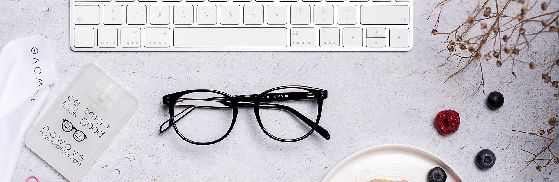 Nowave, gli occhiali per chi è sempre davanti ad uno schermo