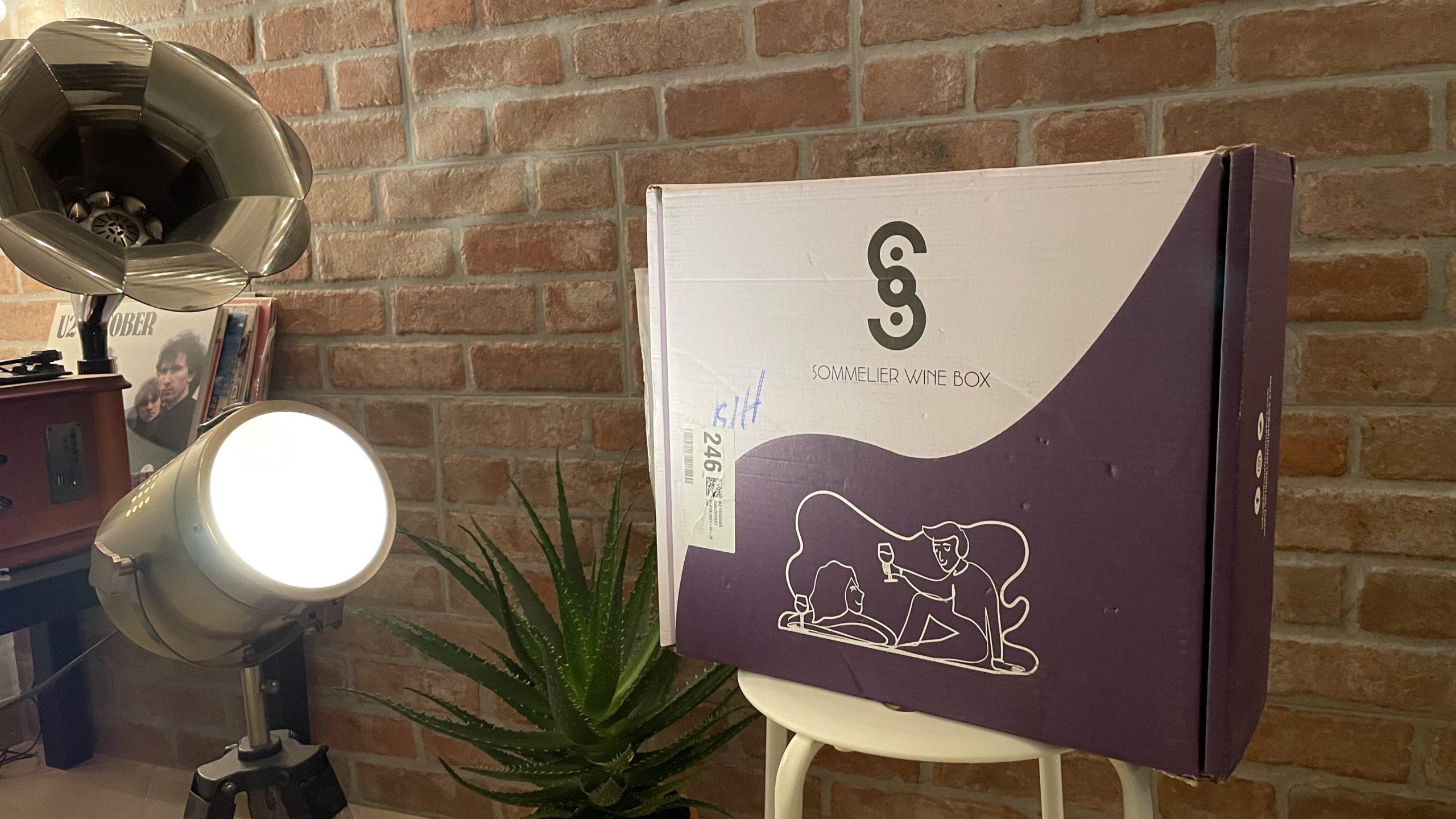 La nostra prova di Sommelier Wine Box, il servizio di degustazione vini ogni mese direttamente a casa